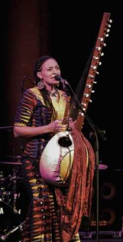 The Sona Jobarteh Band Live in Somerville, MA / a RootsWorld