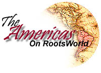 North America on RootsWorld